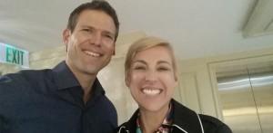 Dr. Summer Knight & Dr. Travis Stork